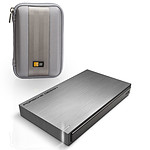 LaCie Porsche Design P'9220 Mobile Drive 1 To (USB 3.0) + étui de transport