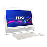 MSI Wind Top AE2410-201FR Blanc