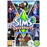 Les Sims 3 : University - Disque additionnel (PC/MAC)