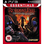 Resident Evil : Operation Racoon City - Essentials Collection (PS3)