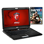 MSI GX60 1AC-028FR + Far Cry 3 Offert !