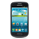 Samsung Galaxy SIII Mini GT-i8190 Sapphire Black 8 Go