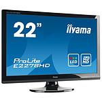 "iiyama 21.5"" LED - ProLite E2278HD"