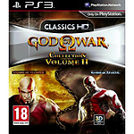 God of War Volume II - Essentials Collection (PS3)