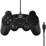 Two Dots - Manette Pro Power Pad 3 Filaire (PS3)