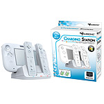 Subsonic Charging Station Blanc (Wii/Wii U)