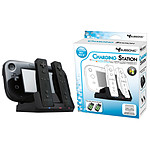 Subsonic Charging Station Noir (Wii/Wii U)