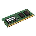 Crucial SO-DIMM 8 Go DDR3 1333 MHz CL9 ECC