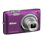Nikon Coolpix S2700 Violet