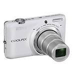 Nikon Coolpix S6500 Blanc