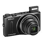 Nikon Coolpix S9500 Noir