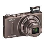 Nikon Coolpix S9500 Marron
