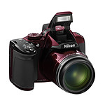 Nikon Coolpix P520 Rouge