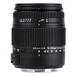 Sigma 18-250mm F3,5-6,3 DC Macro OS HSM monture Nikon