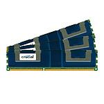 Crucial DDR3L 96 Go (3 x 32 Go) 1333 MHz CL9 ECC Registered QR X4