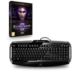 Sharkoon Skiller + StarCraft II : Heart of the Swarm (PC/Mac)