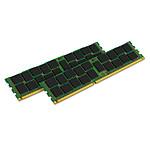 Kingston ValueRAM 32 Go (2 x 16 Go) DDR3 1333 MHz ECC Registered CL9 DR X4