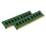 Kingston ValueRAM 16 Go (2 x 8 Go) DDR3 1333 MHz ECC CL9