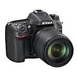 Nikon D7100 + Objectif VR 18-105 mm