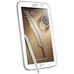 Samsung Galaxy Note 8 3G GT-N5100 Blanche 16 Go