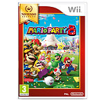 Mario Party 8 Nintendo Selects (Wii)