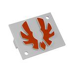 BitFenix Shinobi Custom Logo (orange)