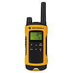 Motorola TLKR T80 Jaune/noir