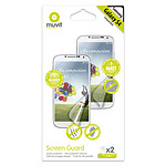 Muvit Screen Protector pour Galaxy S4
