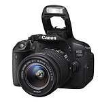 Canon EOS 700D + EF-S 18-55mm f/3,5-5,6 IS STM