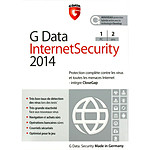 G Data Internet Security 2014 - Licence 2 ans 1 poste
