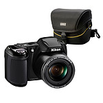 Nikon Coolpix L320 + Nikon CS-P03