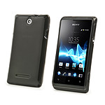 Made for Xperia Housse minigel pour Sony Xperia E