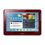 Samsung Galaxy Tab 10.1 2 GT-P5110 Garnet Red 16 Go