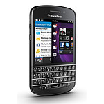 BlackBerry Q10 QWERTY Noir