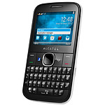 Alcatel One Touch 815D Blanc