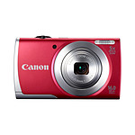 Canon PowerShot A2500 Rouge