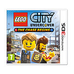 LEGO City Undercover : The Chase Begins (Nintendo 3DS/2DS)