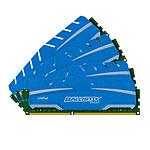Ballistix Sport XT 16 Go (4 x 4 Go) DDR3 1600 MHz CL9