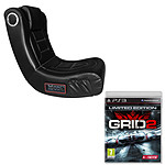 Race Driver : Grid 2  - Édition limitée + Gaming Chair (PS3)