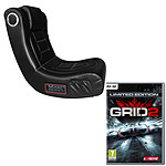 Race Driver : Grid 2  - Édition limitée + Gaming Chair (PC)