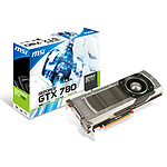 MSI N780-3GD5 - GeForce GTX 780 3 Go