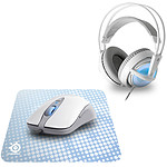 SteelSeries Frost Blue Gaming Pack