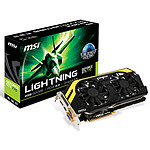 MSI GeForce GTX 770 Lightning 2GB