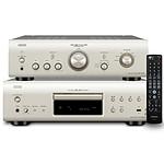 Denon PMA-1510AE Silver + DCD 1510AE Silver