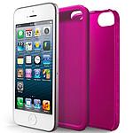 Case Scenario Skin & Bones Protectve Cover Rose Apple iPhone 5