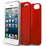 Case Scenario Skin & Bones Protectve Cover Rouge iPhone 5