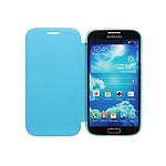 Case Scenario Galaxy S4 Bookcase Neon Blue
