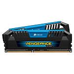 Corsair Vengeance Pro Series 8 Go (2 x 4Go) DDR3 1866 MHz CL9 Blue