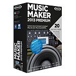 MAGIX Music Maker 2013 Premium (français, PC)