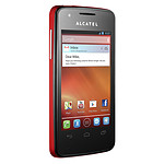 Alcatel 4030D One Touch S'Pop Rouge